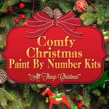 32 best comfy paint by number kits images on