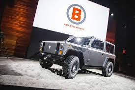 bollinger b1 photo gallery 746727 bollinger motors reveals the custom built