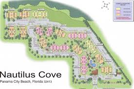 Panama City Beach Florida Map by Nautilus Cove Condo In Panama City Beach Florida Just Another