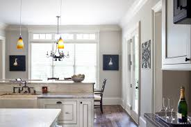 Neutral Colors For Kitchen Walls - french coastal decor kitchen traditional with subway tile bin