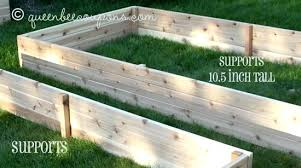 What Type Of Wood For Raised Garden - 8 good wood for raised garden beds particle board for raised