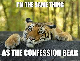 terrible tiger know your meme