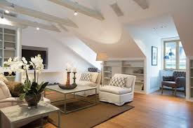 Pictures Of Beautiful Living Rooms Beautiful Attic Living Room Design 7796 House Decoration Ideas