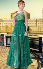 lf1030650 green color see through silk chiffon prom dresses id