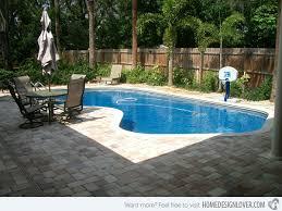 Swimming Pool Ideas For Backyard Backyard With Pool 15 Amazing Backyard Pool Ideas Home Design