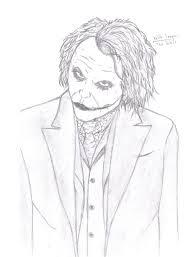 heath ledger the joker by keisukesouk on deviantart