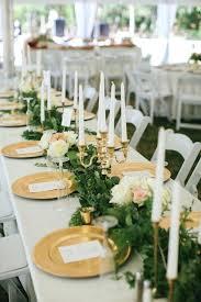 Cheap Table Linen by Diy Wedding Table Runner Ideas Diy Wedding Table Runner Ideas