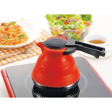 unique kitchen tools wide rakuten global market folding small colourful silicone