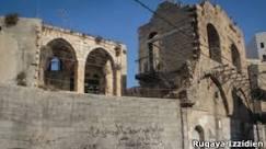 Negligência e conflitos ameaçam tesouros arqueológicos de Gaza ...