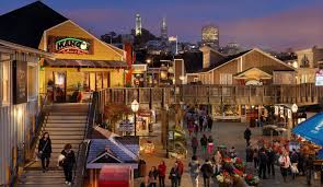 Tourist Map Of San Francisco by Pier 39 One Of The World U0027s Most Visited Attractions Bay City
