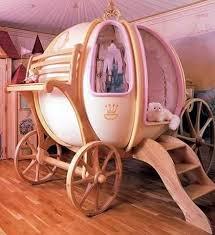 chambre de princesse pour fille un lit de princesse mademoiselle p