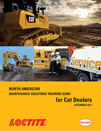 maintenance solutions training guide for cat dealers