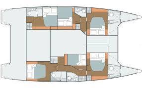 Catamaran Floor Plans Fountaine Pajot Saba 50 Catamaran Caribbean Boat Charter And
