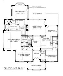 Beach Bungalow House Plans Small Beach Cottages Floor Plans