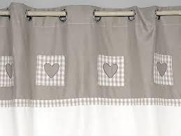rideau de cuisine et gris rideaux cuisine gris rideaux cuisine cagne 26 rennes bois inoui