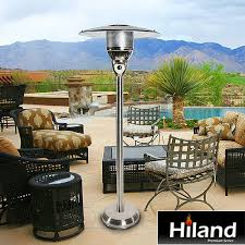 Overhead Gas Patio Heaters Buy The Exclusive Hiland Premium Series Heaters Only At