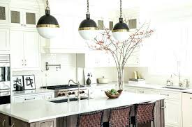 Kitchen Island Spacing Cheap Kitchen Island Lighting How To Figure Spacing For Island
