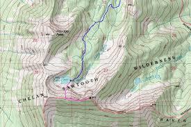 Topo Map Raven Ridge Topo Map Photos Diagrams U0026 Topos Summitpost
