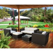 Resin Patio Furniture by Empire Resin Wicker Patio Furniture Set Adams Ave Pinterest