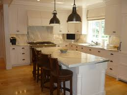 kitchen kitchen lighting ideas with brushed steel kitchen island