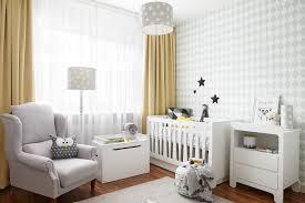 chambre etoile design interieur decoration chambre bebe papier peint losanges abat