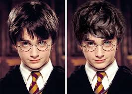 Harry Potter How J K Rowling Imagined The Harry Potter Characters Vs How