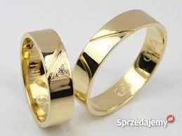 obraczki slubne złote obrączki slubne goldrun 065 sprzedajemy pl