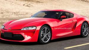 Toyota Supra 2015 Next Generation Toyota Supra And Nissan 370z Rendered