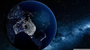 australia seen from space 4k hd desktop wallpaper for 4k ultra