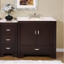 Modular Bathroom Vanity 54 Inch Modern Single Bathroom Vanity With Choice Of Counter Top