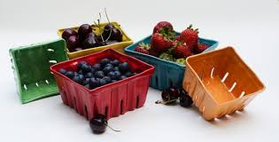 fruit boxes ceramic berry baskets berry boxes fruit baskets berry box