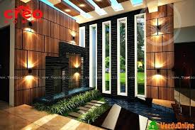 Modern Home Interior Design Images Modern Homes With Courtyards