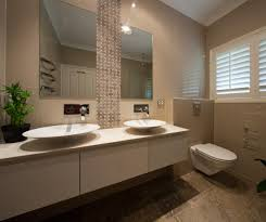 ensuite bathroom renovation ideas vanity and cabinets sandwiched between two walls similar