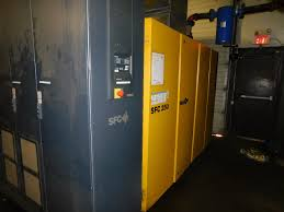 2010 kaesar sfc 250 air compressor in auctioncambridge towel