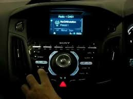 how to set up bluetooth on ford focus ford sync how to find play bluetooth