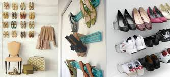 Wall Hung Shoe Cabinet 8 Clever Shoe Storage Solutions Smart Ideas