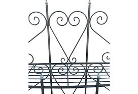 Corner Bakers Rack With Storage Wine Rack Bakers Wine Rack Wrought Iron Large Image For