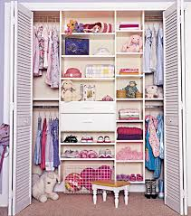 best kids closet design with colorful variation