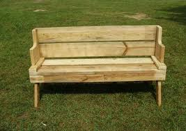 Wooden Bench Plan Wooden Pallet Sitting Bench Plans Pallet Wood Projects