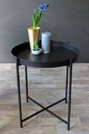 small black round table 71 best black side tables images on pinterest black side table