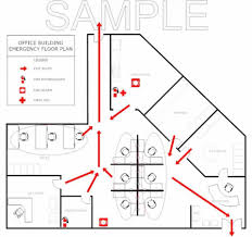 evacuation floor plan template uncategorized fire exit floor plan template amazing with