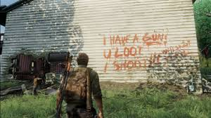 cool it with the dumb video game graffiti kotaku australia
