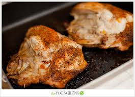 pressed herbs and spices turkey breast the youngrens san diego