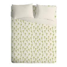 pretty palm trees sheet set wonder forest