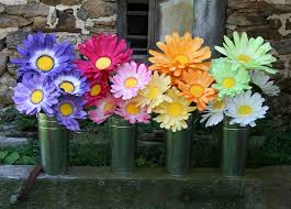 Gerbera Daisies Buy Giant Paper Flowers Large Flower Party Decorations