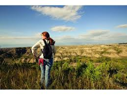 Best spots for day hiking in north dakota official north dakota