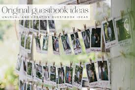 ideas for wedding guest book 18 and creative guest book ideas smashing the glass