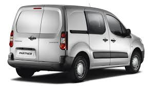 peugeot partner van peugeot expert partner van ranges updated for 2013 photos 1 of 6