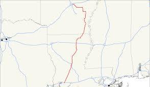 U S Route 6 In Iowa Wikipedia U S Route 165 Wikipedia