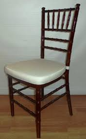 mahogany chiavari chair mahogany chiavari chair rent your events in melbourne fl